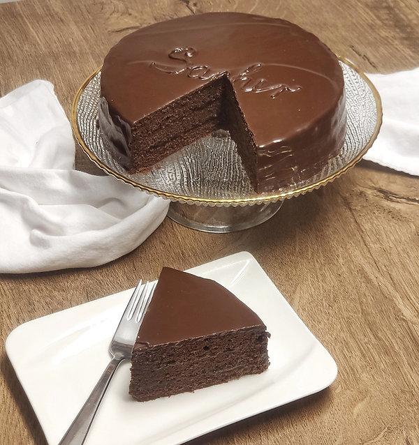 Sacher torta, Sacher, Saher torta, čokoladna torta, cake o clock, Urška peče