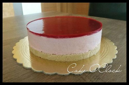 malinova torta, malinov cheesecake, brez peke, torta brez peke, torta z malinami, malinina torta
