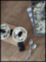 Oreo sladoled, domač sladoled, sladoled