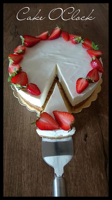 jogurtova torta, torta, brez peke, hitra torta, jagode, jogurtova, torta brez peke, jogurtova torta brez peke