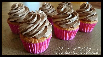 lchf, LCHF, cupcake, čokoladni cupcake, ganache