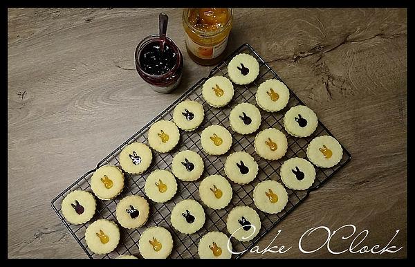 linški kesi, linški piškoti, linški piškoti s pomarančo, velikonočni piškoti, velikonočni keksi, piškoti, linški
