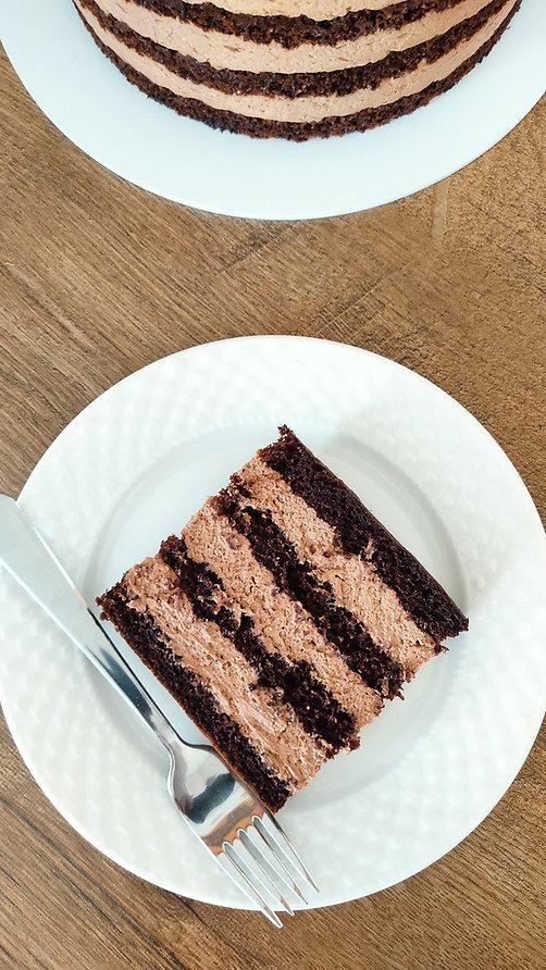 Najboljša čokoladna torta
