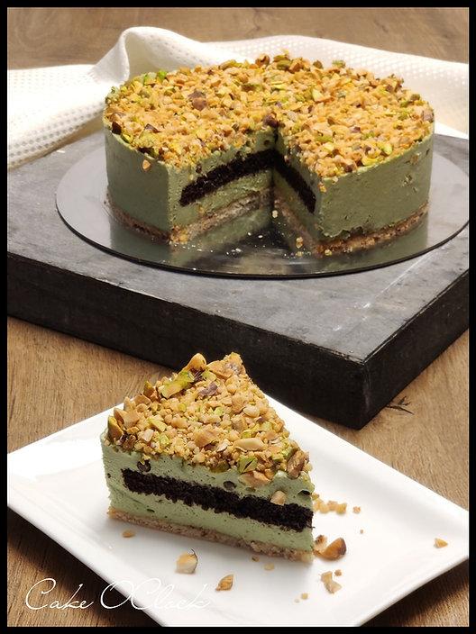Pistacijeva torta, najboljša pistacijeva torta