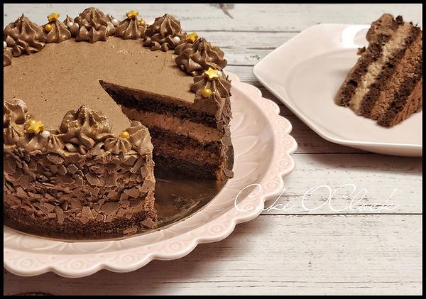 torta čokonutella, torta nutela, čokoladna torta, hitra torta, enostavna torta, urška peče