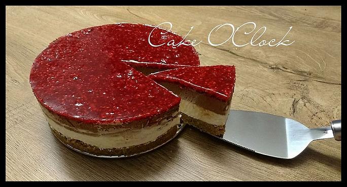 malinova torta, malinina torta, čokoladna torta, torta brez peke, malinovo čokoladna torta, kremna torta, hitra torta