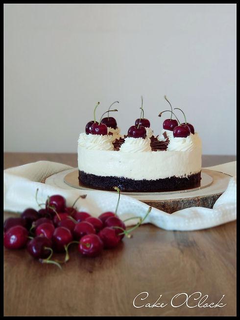 Črni gozdiček, Švarcvald torta