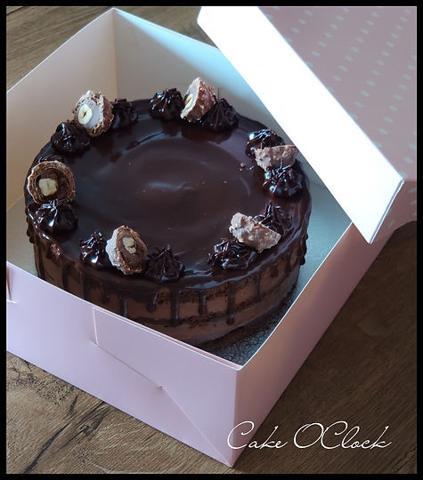 Brezglutenska čokoladna torta, čokoladna torta brez glutena