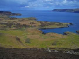Walk over survey Isle of Ulva. Coastal view.PNG
