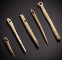 High Pasture Cave Project, excavated tools.PNG