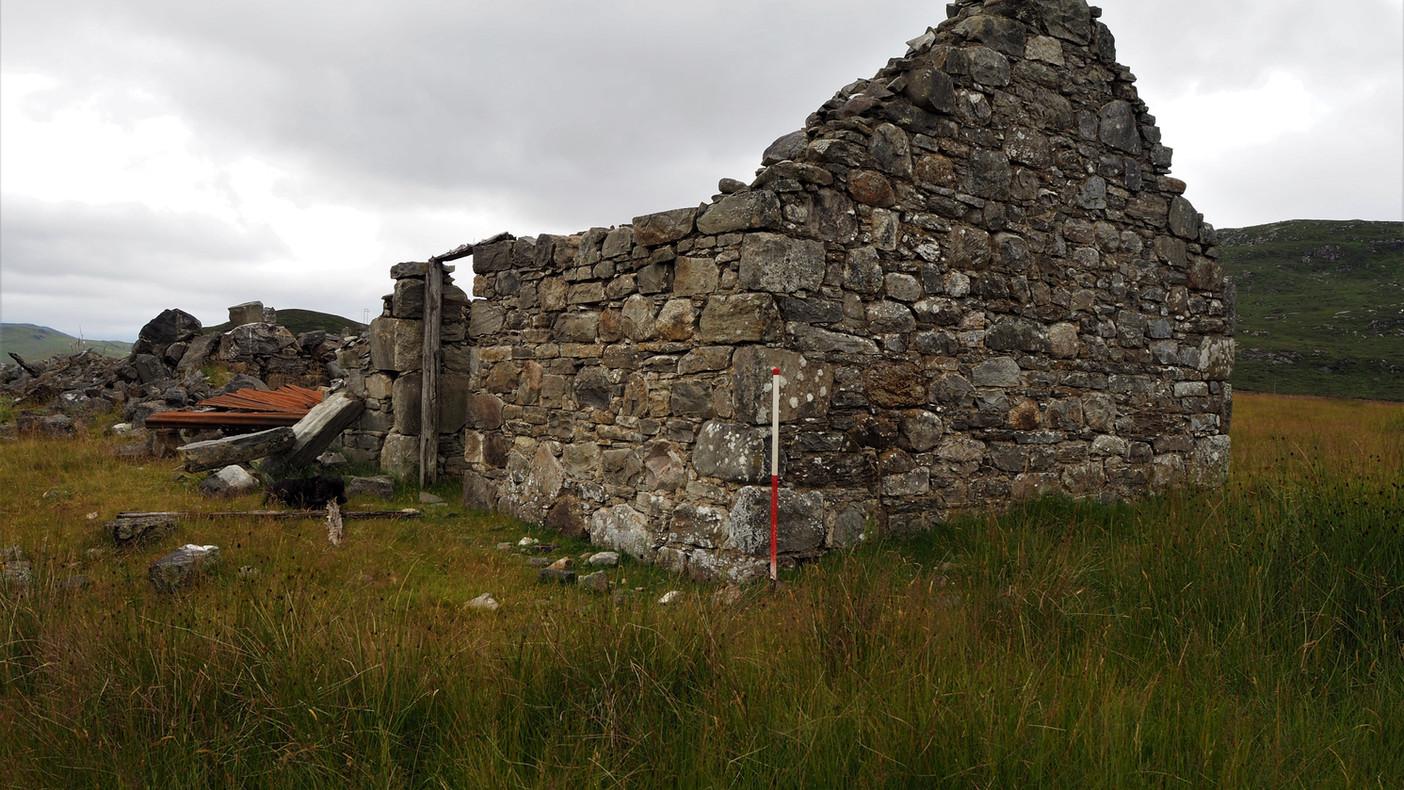 Archaeological walkover survey