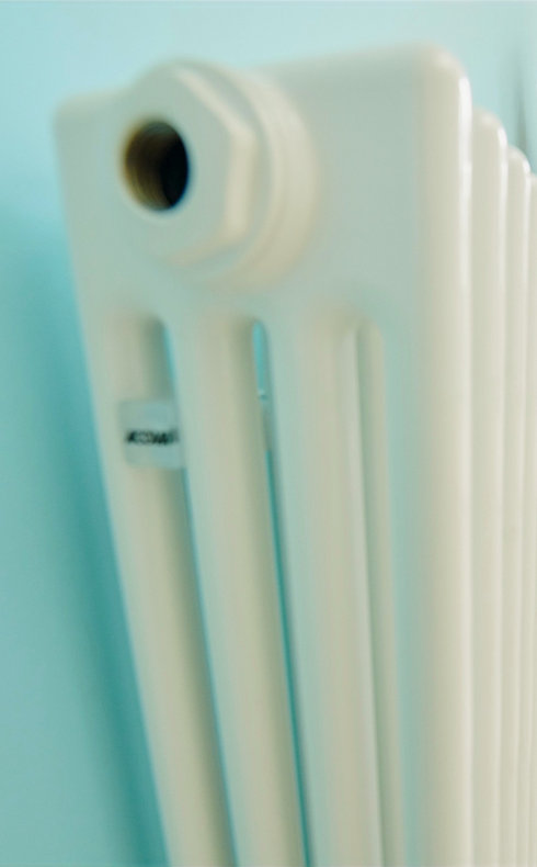 Wall hanging radiator