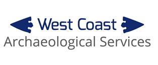 West Coast Archaeological Services logo