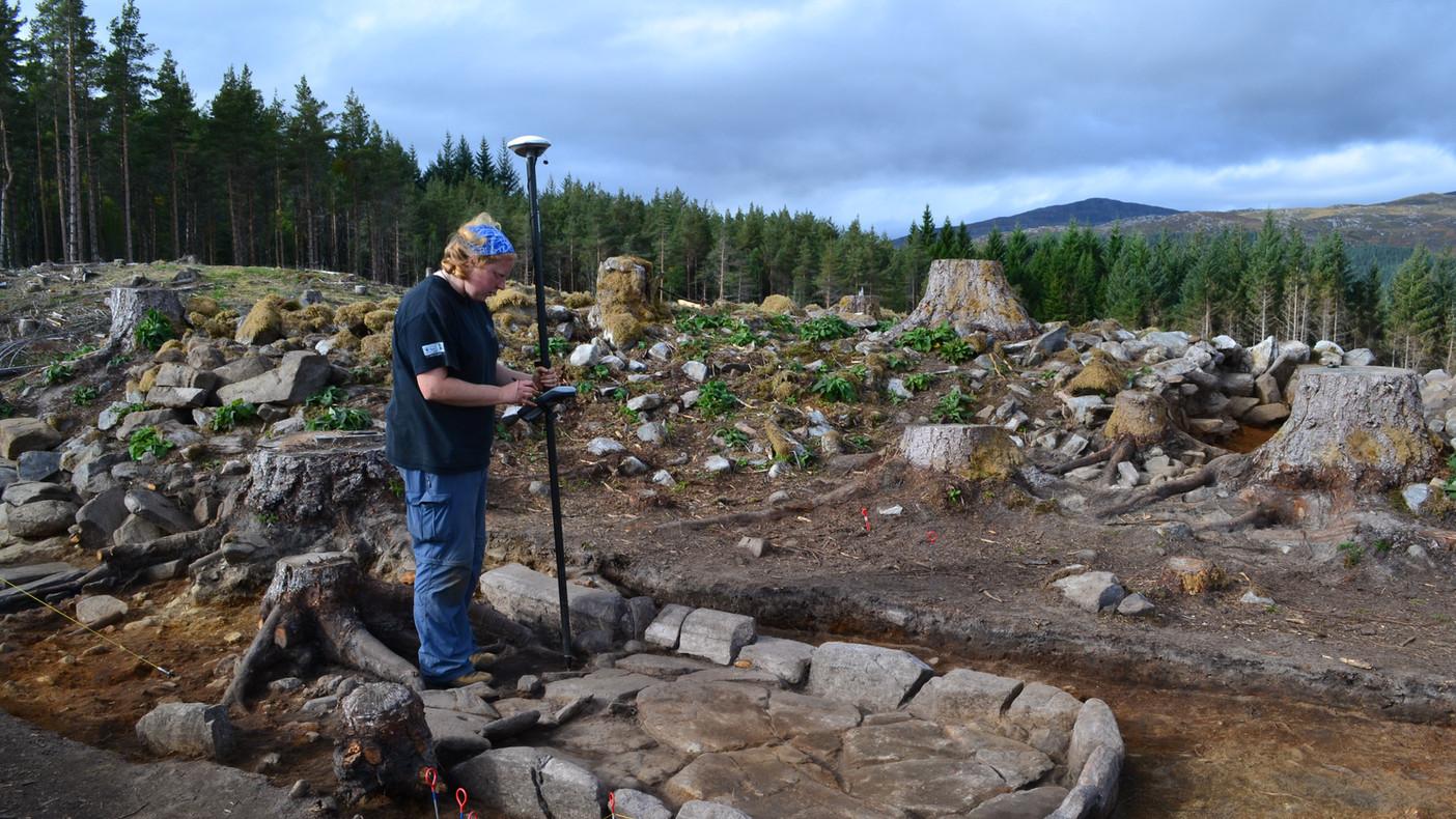 Comar Wood Dun project
