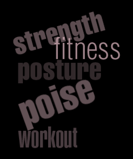 benefit from ballet workout, strength, fitness, posture, poise and workout