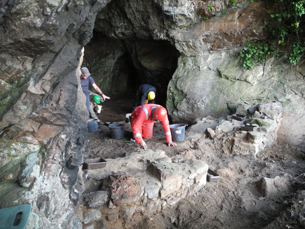 Rosemarkie Caves Project