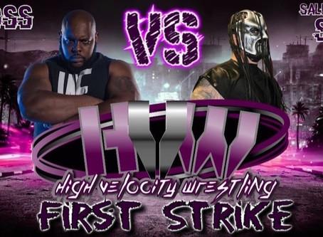 TJ Boss vs. Sixx: Showdown of Destruction