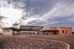 Equine hospital