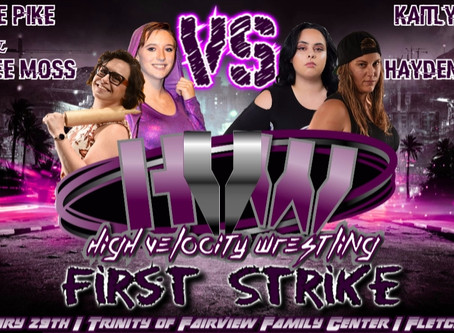 The Rise of HVW's Ladies Division