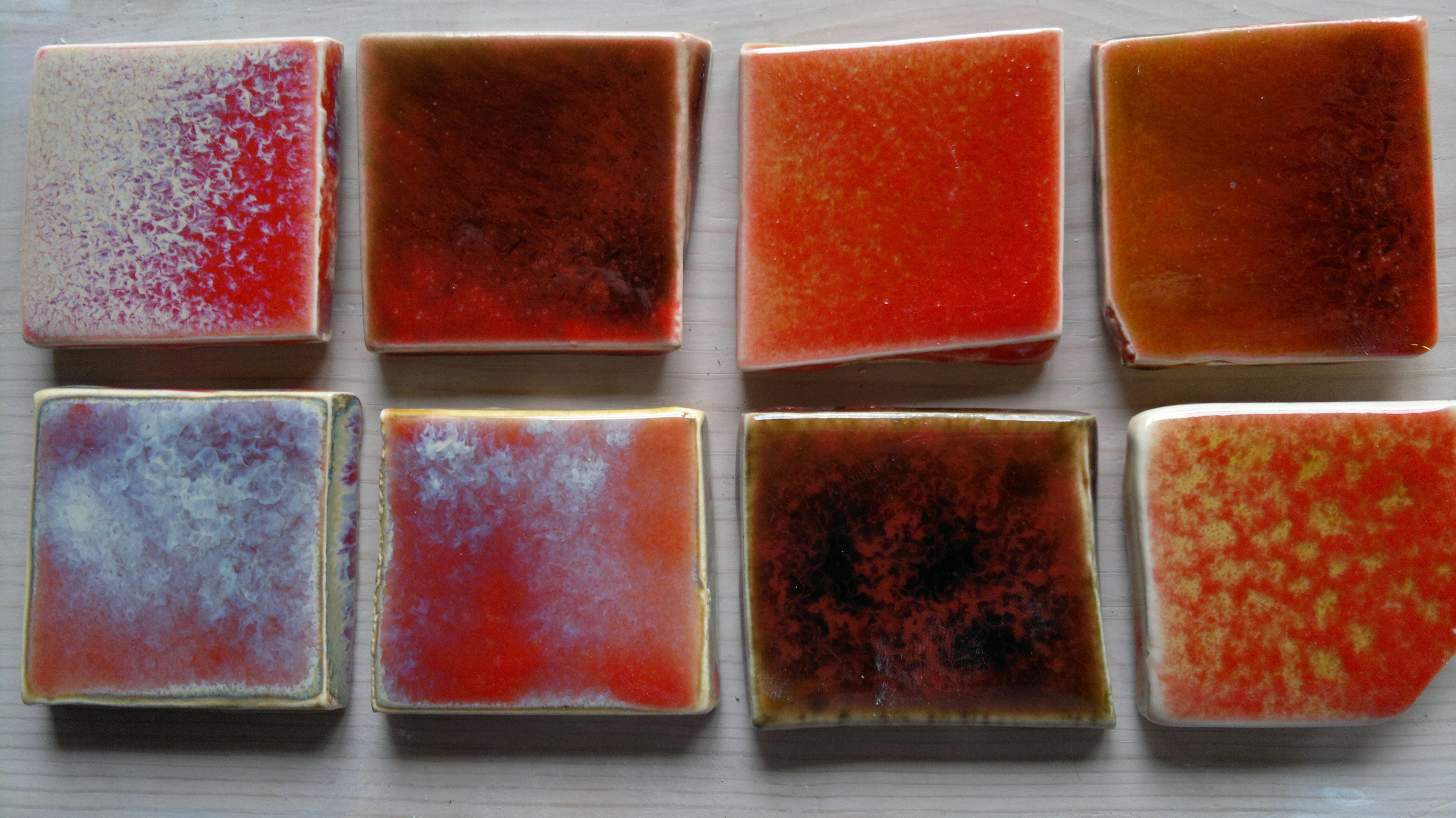Opalescent Reds
