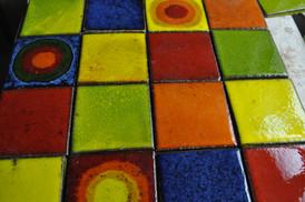 Vibrant Glazes
