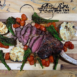 """""""We started with the Côte de Boeuf last week and it was amazing. Actually think it's the best steak we haveever cooked."""" - @cookandcountryside"""