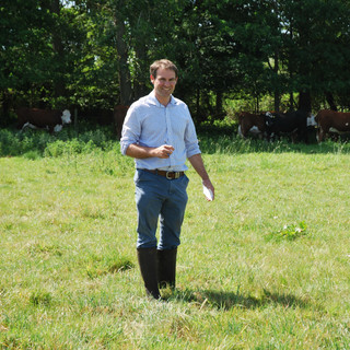 Daniel, our beef specialist. Always there for expert help and advice.