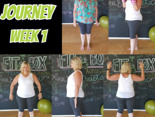 JODIE'S JOURNEY of THE SHRINKING MCLARDY MUFFIN TOP!