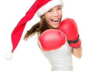 Fit Boxing Tips for the Holidays