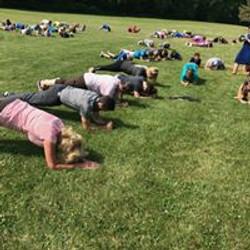 Plank Challenge 4