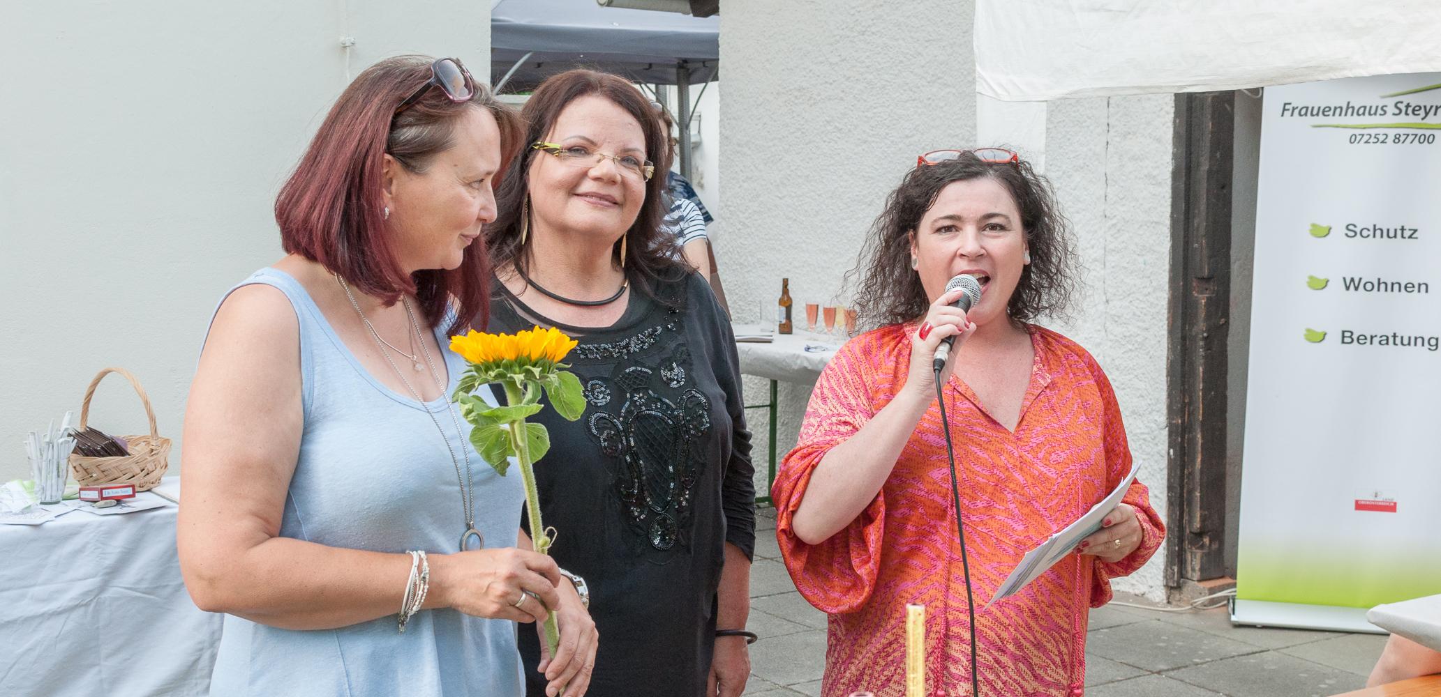 Frauenhaus Steyr Sommerfest