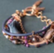 Energetische Designer-Armbänder