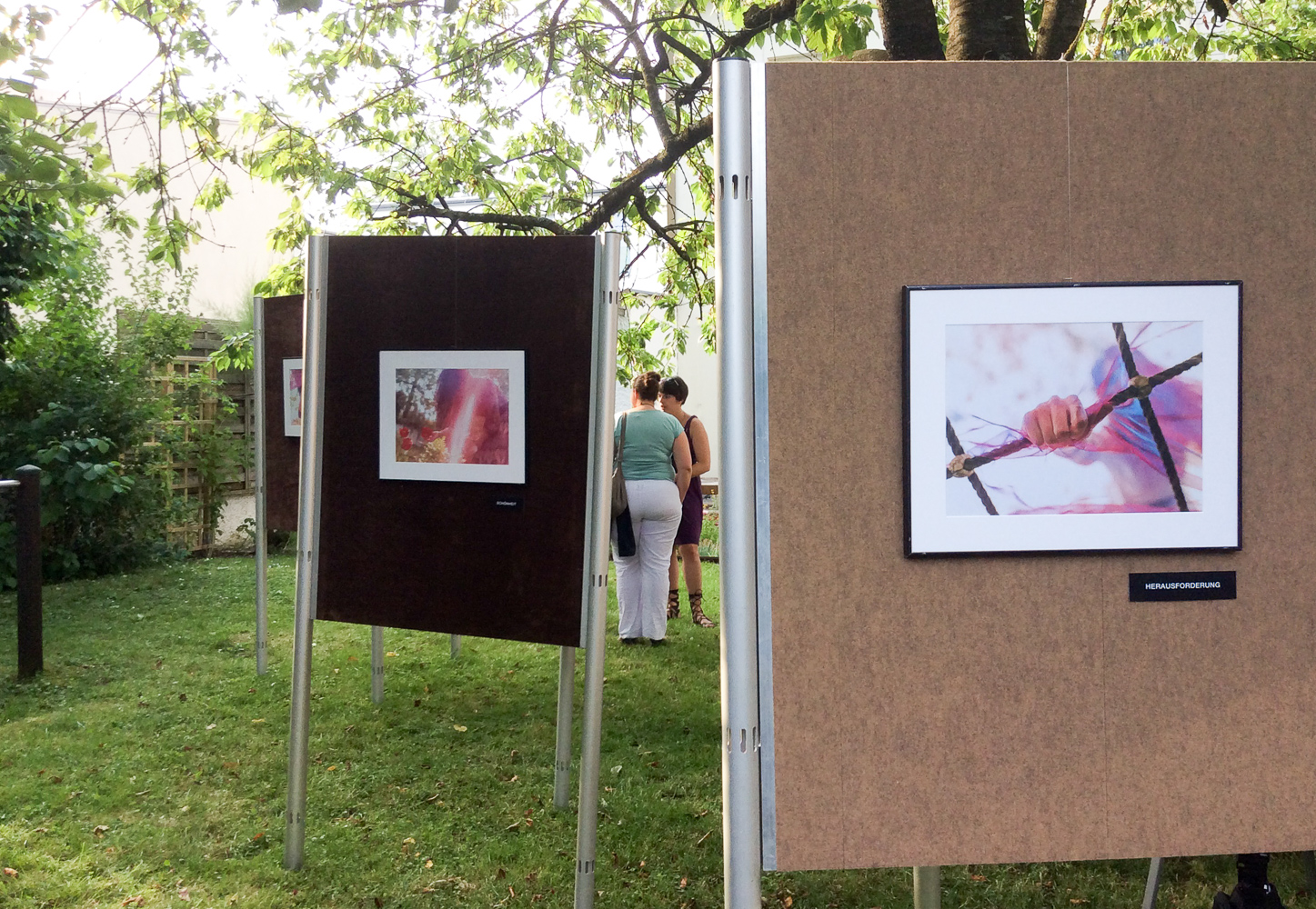 Vernissage Susanne Weiss