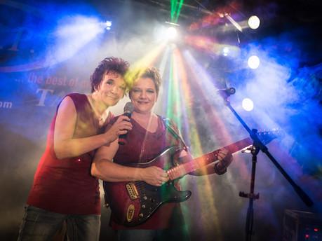 Fotoshooting Musikgruppe & SängerInnen