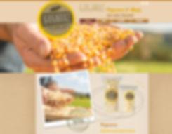 Fotografie & Webdesign für Landwirtschaftsbetrieb