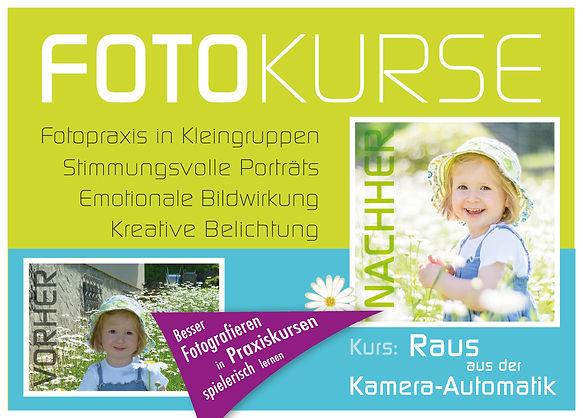 Fotokuse und Fotoworkshops von Fotografin Susanne Weiss