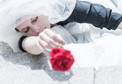 Die Braut © Susanne Weiss
