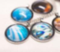 Element Wasser Amulette