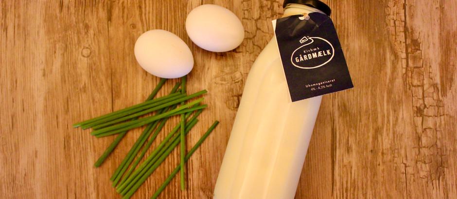 Økologisk Dansk Gårdmælk