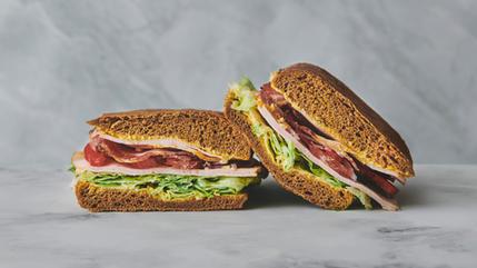 2. Smagsløgets clubsandwich