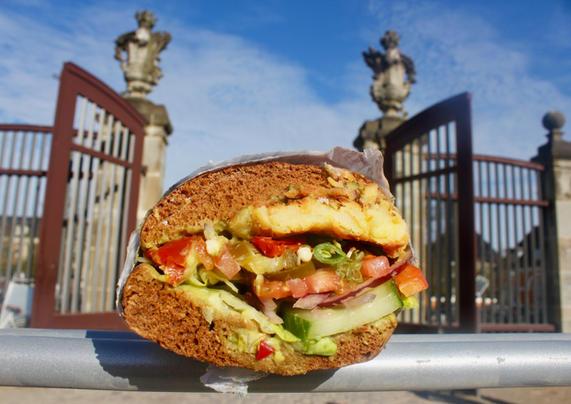 Veganer i Frederiksberghave