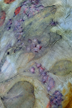 Silk Print Detail