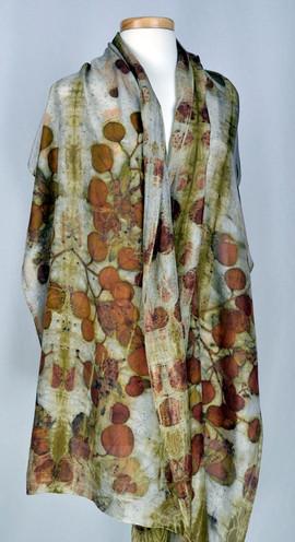 22x90 Silk Wrap