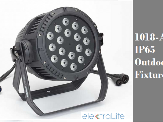 Elektralite IP-Rated LED Fixture: 1018-AI