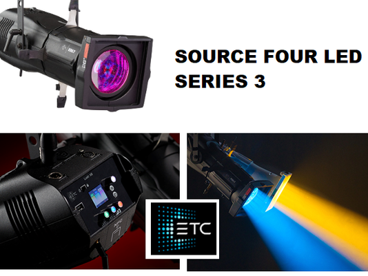 Source Four LED Series 3 by ETC