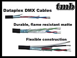 Dataplex DMX Cables by TMB