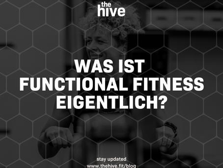 Was ist Functional Fitness eigentlich?