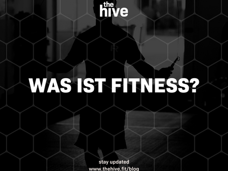 Was ist Fitness?