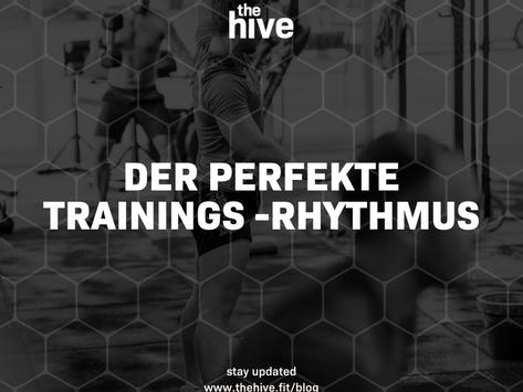 Der perfekte Trainingsrhythmus
