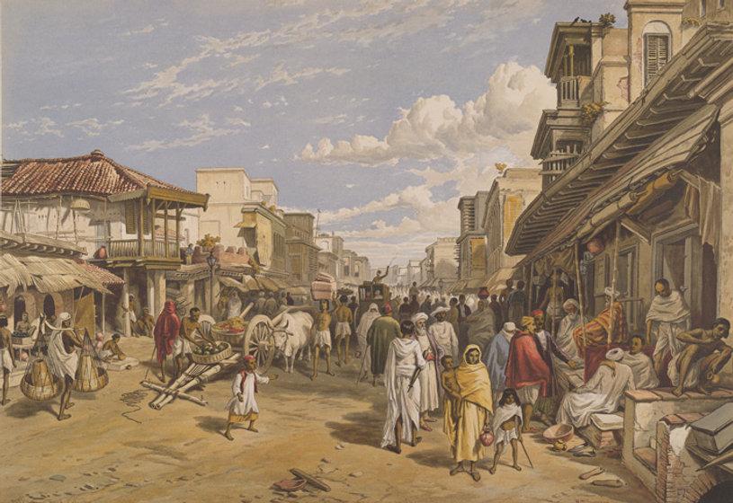 chitpore-road-calcuttasimpsonwilliam1867